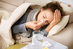 Один больной простудой может заразить за день 80 человек