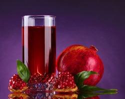 Гранат – продукт против болезней сердца и сосудов