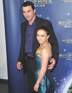 Панеттьери и Кличко определились с датой свадьбы