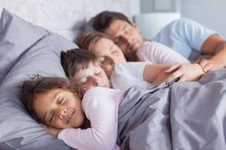 Отсутствие режима сна мешает детскому мозгу развиваться