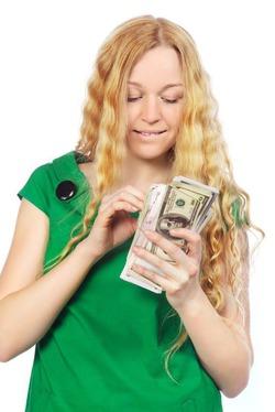 Хотите успокоиться? Считайте деньги!