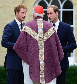 Скоро крестины принца Джорджа