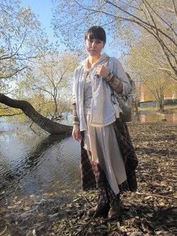 Мой деревенский стиль в Москве