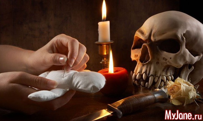 Ритуалы против криминала