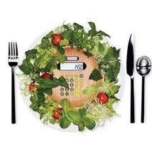 Рецепты с просчитанной калорийностью!