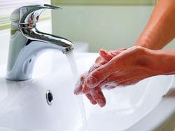 Простой путь к оптимизму – мытьё рук