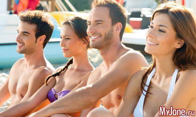 Правильный отдых для людей с разными типами темпераментов