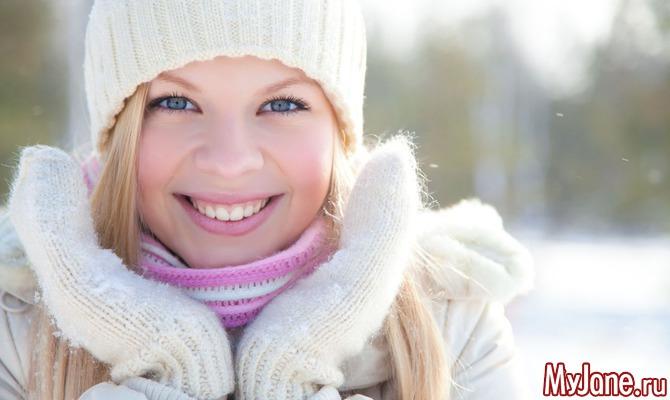 Мороз - помощник для нашего здоровья