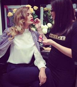 Виктория Боня стала владелицей салона красоты