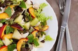 Салаты – основа правильного питания