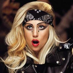 Леди Гага первой выступит в космосе