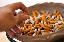 Курение вызывает облысение у мужчин