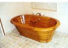 Ода деревянной ванне