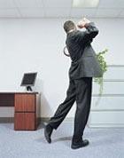 Фитнес в офисе. Фигура