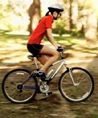 За красотой и здоровьем на велосипеде!