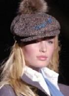 Мода осени 2005. Головные уборы
