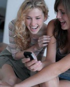 Особенности  национального SMS-флирта