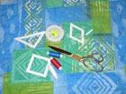 """Школа лоскутного шитья. Урок 2. """"Инструменты и материалы"""""""