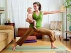Мама и я: поза равновесия
