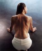 Красивые плечи и спина