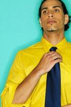 О чем расскажет галстук