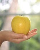 Рис + яблоки…