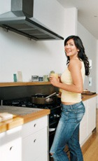 Вытяжки. Часть 1.  Экологически чистая кухня
