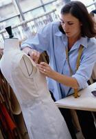 Технология пошива изделий. Наименование линий и срезов деталей кроя