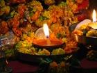 Индия: огни Нового года