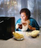 ТВ + еда = лишние килограммы