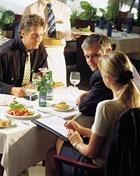 Деловой обед: правила этикета