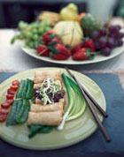 Ешьте фрукты, пейте соки. И не забудьте про овощи!