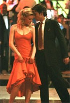 Подарите себя любимому. Танец страсти в День всех влюбленных