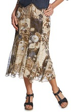 Юбка - традиционная женская одежда