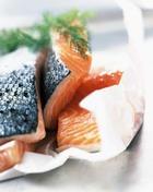 Салаты и закуски из рыбы