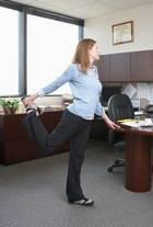 Фитнес в офисе – это просто необходимо!