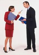 10 типов настроения начальницы
