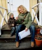 Как выжить матери-одиночке