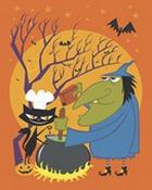 Скоро 31 октября, или Хеллоуин на носу