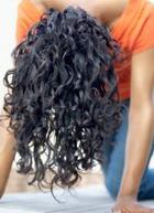 Кудряшка Cью - достоинства и недостатки  вьющихся волос