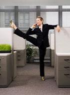 Силовая тренировка в офисе - не фантастика!