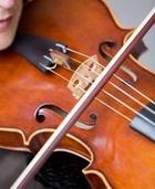 Скрипач и муза