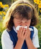 Аллергия у ребенка: осложнения