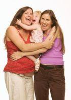Нетрадиционные семьи не против детей