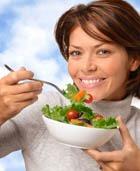 Салаты с листовыми овощами