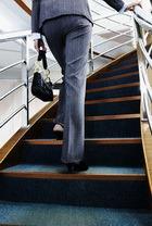 По лестнице к стройной фигуре