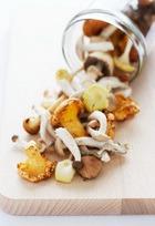 Заготовка грибов. Часть 2. Соление грибов