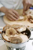 Заготовка грибов. Часть 1