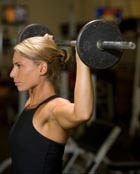 Набираем вес с помощью фитнеса