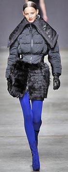 Осенняя мода: надуваем куртки
